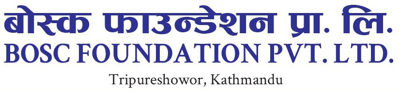 Bosc Foundation Pvt. Ltd.